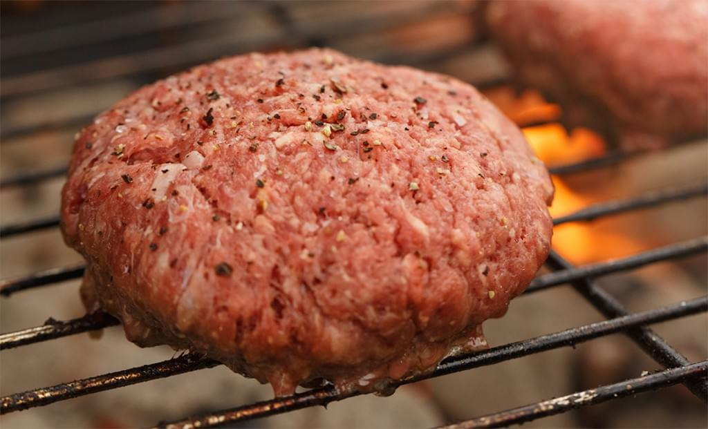 Easy Grilled Burger Recipe Kingsford