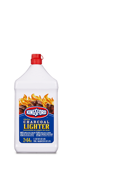 Kingsford<sup>®</sup> Charcoal Lighter Fluid