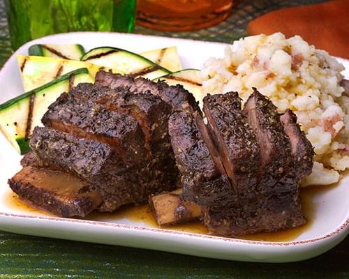 How to grill pork ribs grilling pork ribs kingsford for Bbq boneless short ribs