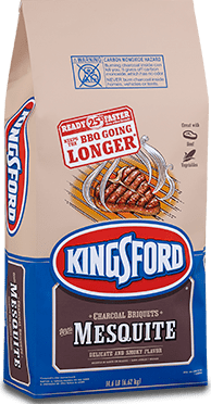 Kingsford Briquets with Mesquite