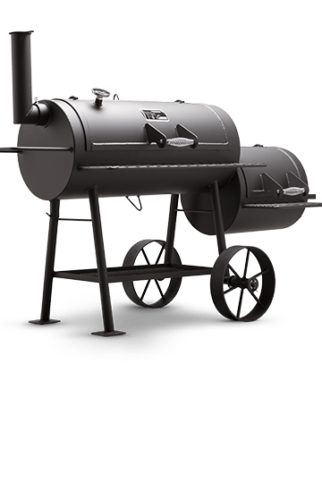Grill guide: The Offset Smoker