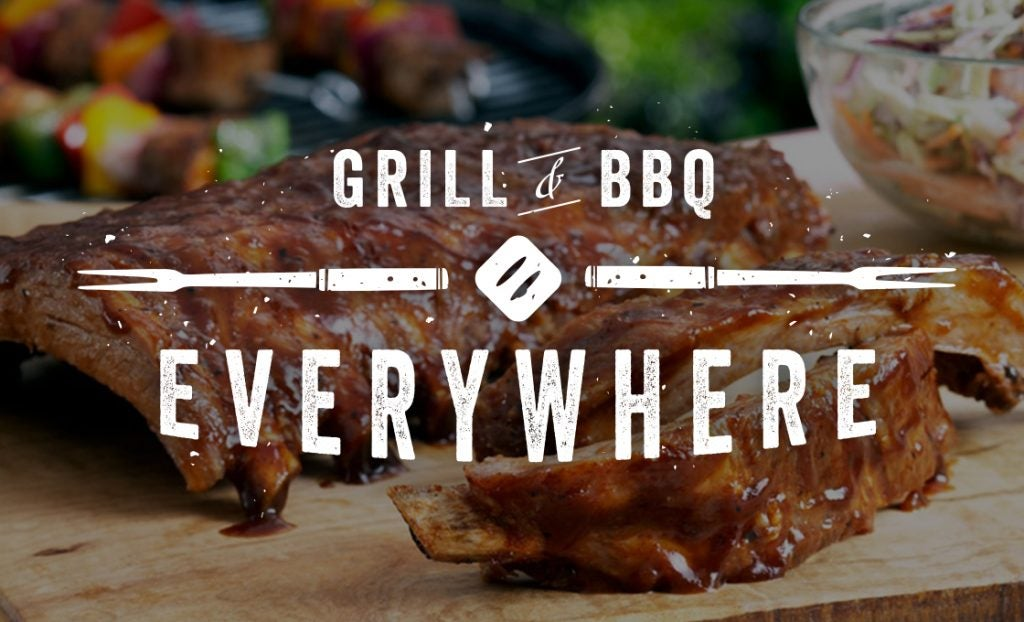 Grill & BBQ Everywhere