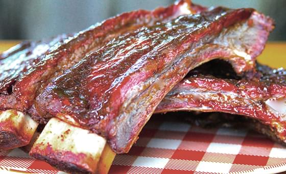 Southwest Bison Ribs