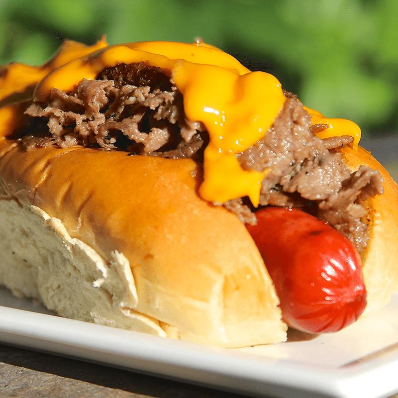 philly-cheesesteak-dog