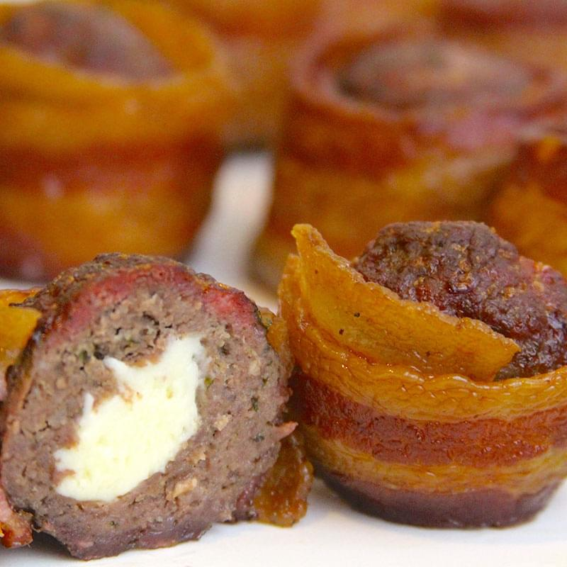 Carb-Free-Bacon-Cheeseburger-Bites