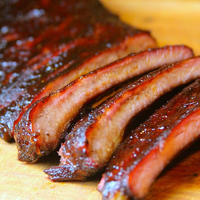 Competition Style Spare Ribs Recipe | Kingsford