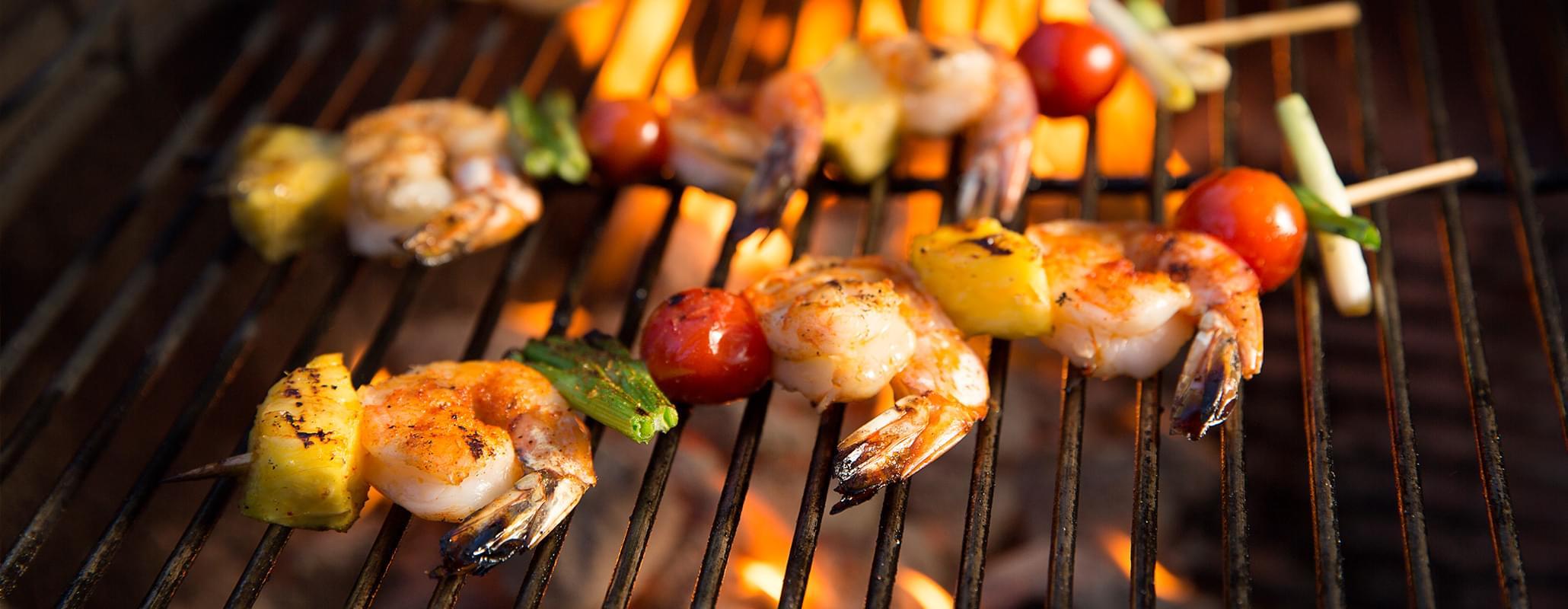How To Shrimp Kabobs