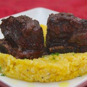 Simple Smoked Beef Short Ribs Recipe — Dishmaps