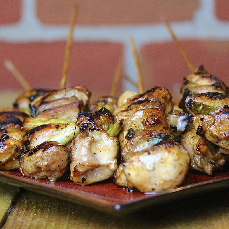 chicken-yakitori