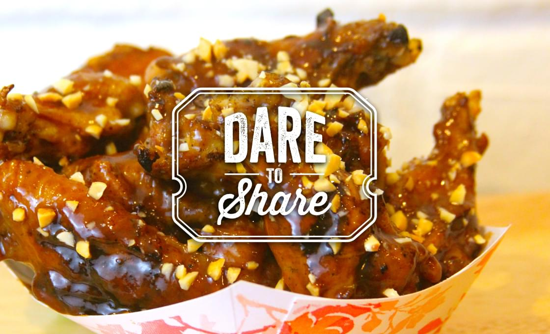 PB&J + Dare to Share Stamp