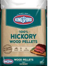 Kingsford® Hardwood Pellets  — Hickory