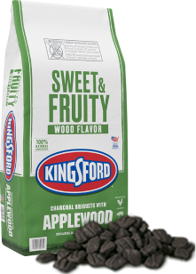 Kingsford® Charcoal with Applewood