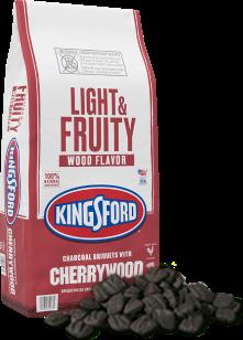 Kingsford® Cherrywood Charcoal