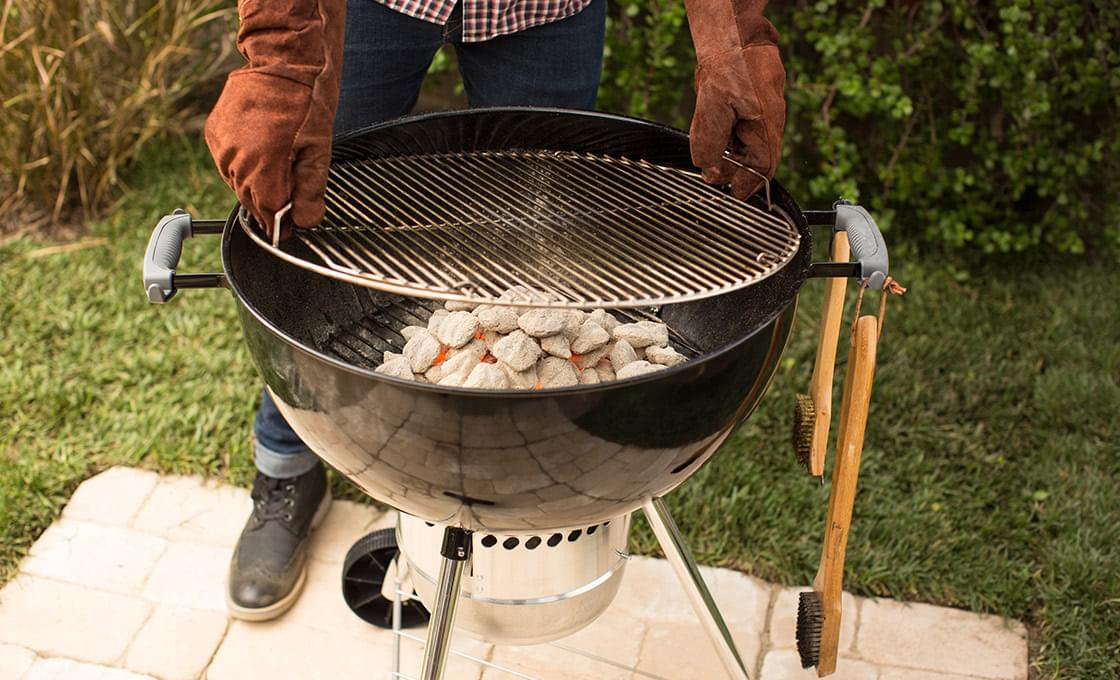 how to clean rust off your bbq grill
