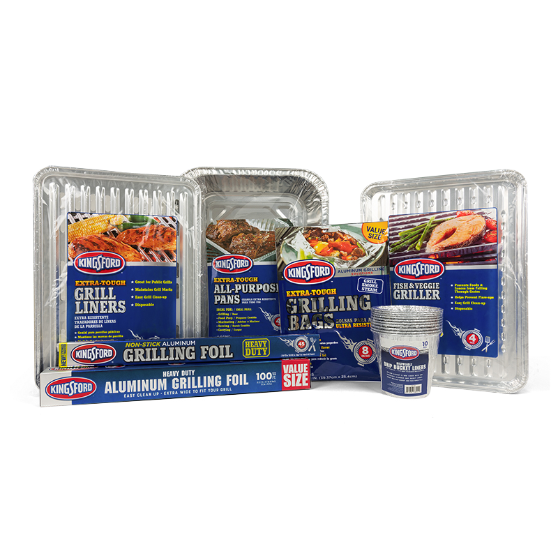 Kingsford® Foils and Pans