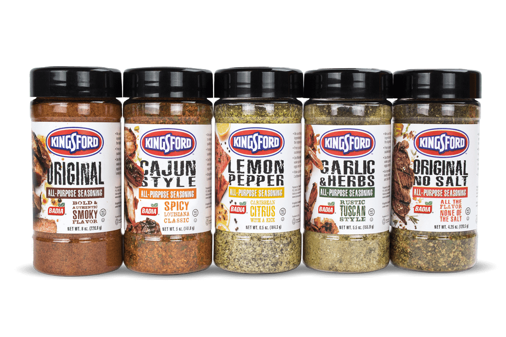 Kingsford™ Spices and Seasonings