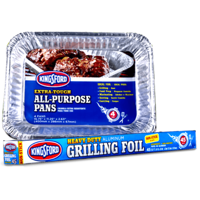 Kingsford<sup>®</sup> Grilling Foil