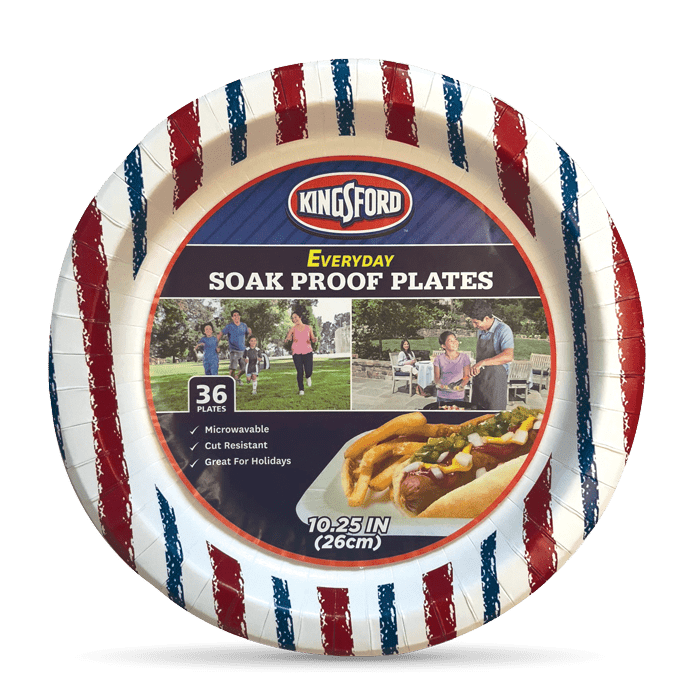Kingsford™ Paperware