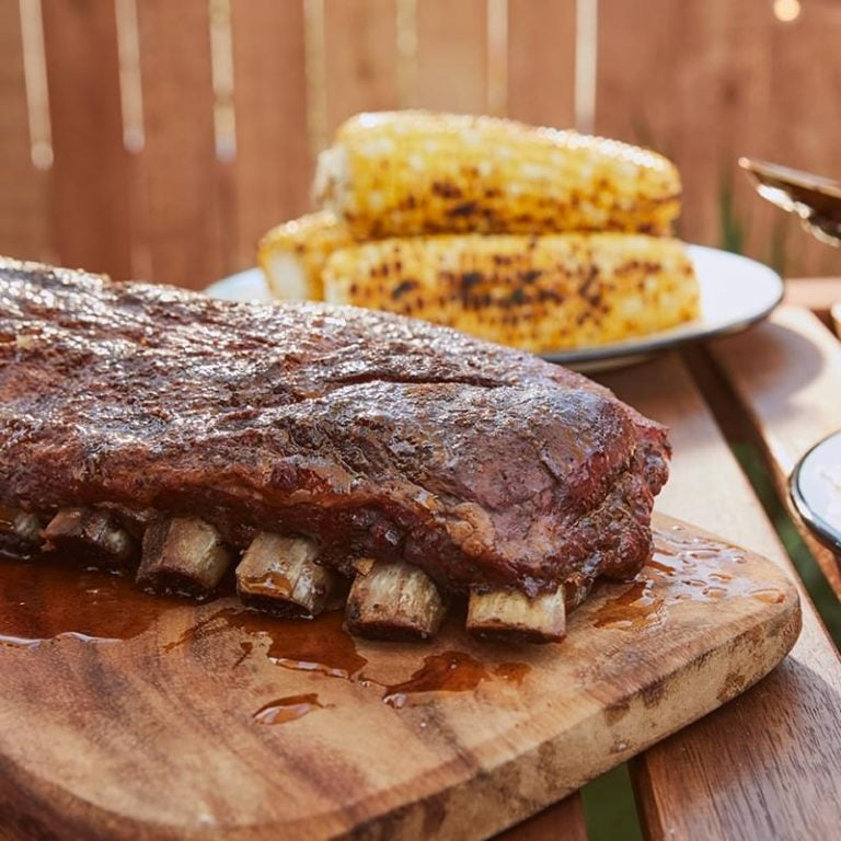 Southern Style Grilled Pork Ribs Recipe Kingsford Kingsford