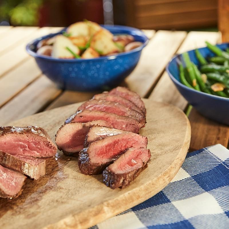 Bourbon Marinated Elk Steaks Recipe Kingsford Kingsford