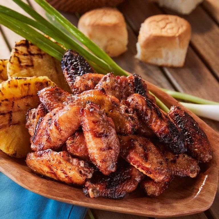 How to make teriyaki chicken wings youtube