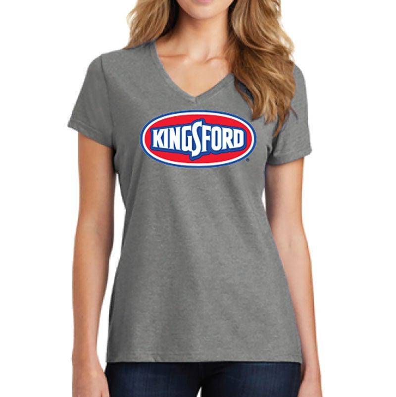 womens-gray-kingsford-logo-shirt