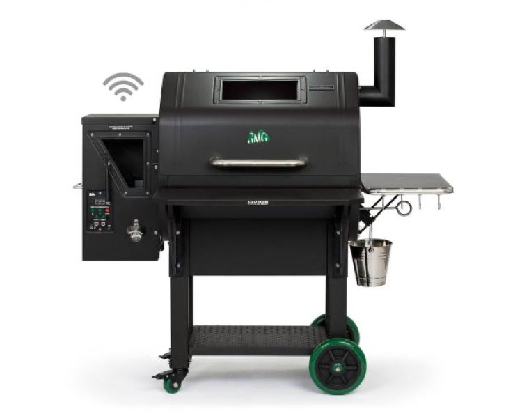 Green Mountain Grills Daniel Boone