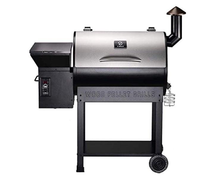 Z-Grill ZPG 7002E Wood Pellet Grill