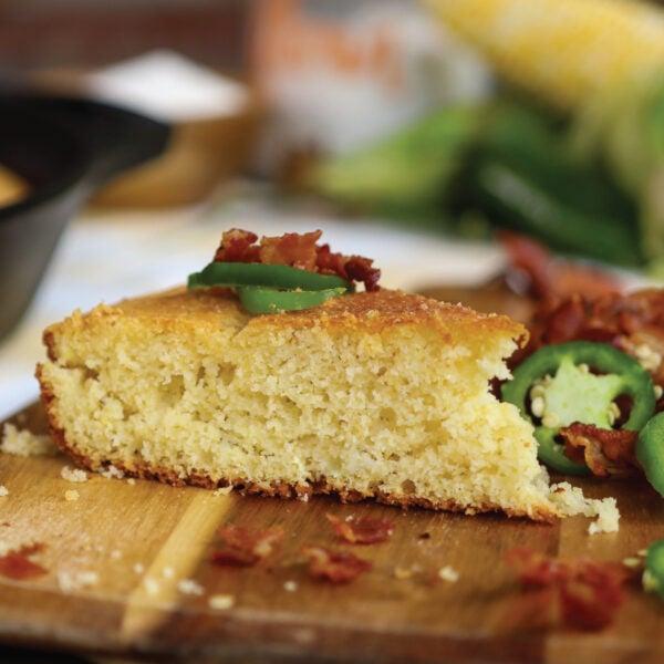 Southern Cornbread Recipe Kingsford