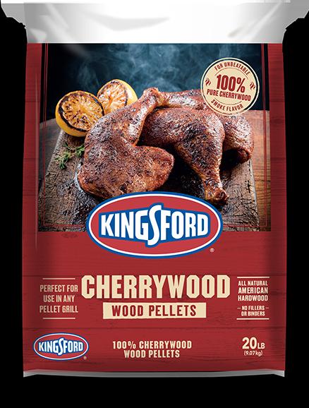 Kingsford® Hardwood Pellets  — Cherrywood