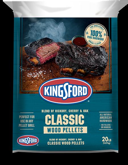 Kingsford® Hardwood Pellets  — Classic