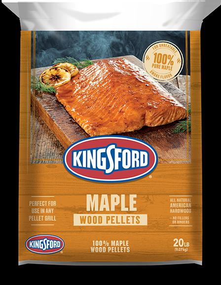 Kingsford® Hardwood Pellets  — Maple