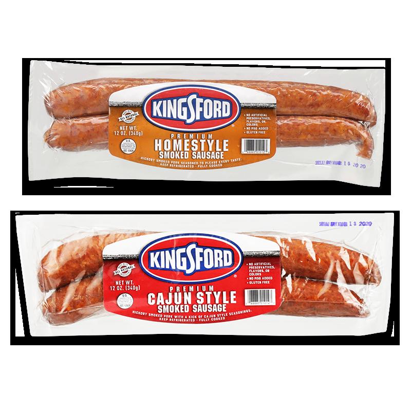 Kingsford™ Sausages